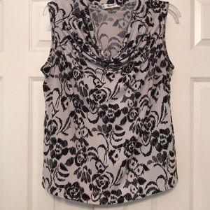 Jones Studio sleeveless blouse women's size 18W